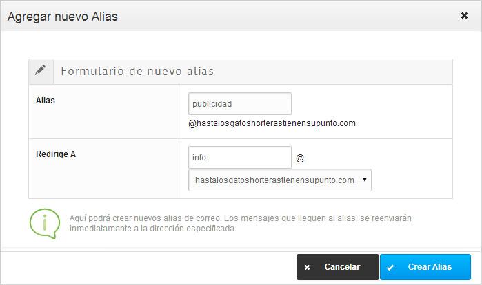 agregar-nuevo-alias-configurar-email-blog-hostalia-hosting