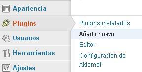 aniadir nuevo plugin-blog-hostalia-hosting