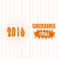 Calendario friki 2016