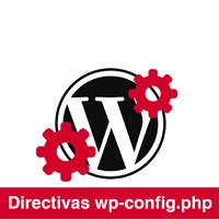 Directivas para configurar el archivo wp-config.php de WordPress