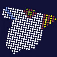 Los dominios regionales se hacen hueco para ensalzar su vinculación cultural y lingüística