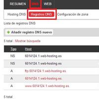 Gestión multidominio en hostings de Hostalia