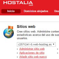 Cómo migrar tu sitio web a un servidor de Hostalia
