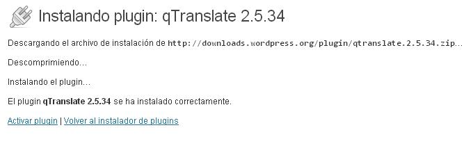 plugin instalado correctamente-blog-hostalia-hosting