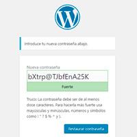 3 formas de recuperar nuestra contraseña en WordPress