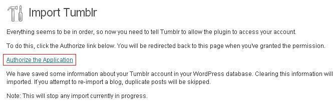 aceptar conexion cuenta tumblr