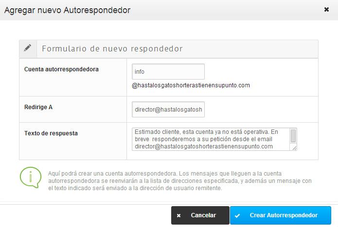 agregar-nuevo-autorrespondedor-configurar-email-blog-hostalia-hosting
