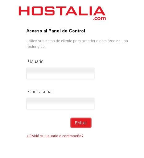 pagina-logueo-blog-hostalia-hosting